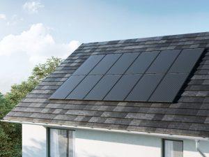 Học Tesla, Nissan sản xuất cung cấp tấm pin mặt trời