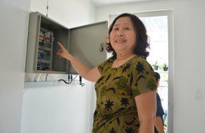 ĐIỆN MẶT TRỜI hòa lưới của các hộ gia đình ở TP HCM