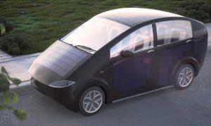 [ĐIỆN NĂNG LƯỢNG MẶT TRỜI] – Ôtô vừa chạy vừa tự sạc điện bằng năng lượng mặt trời