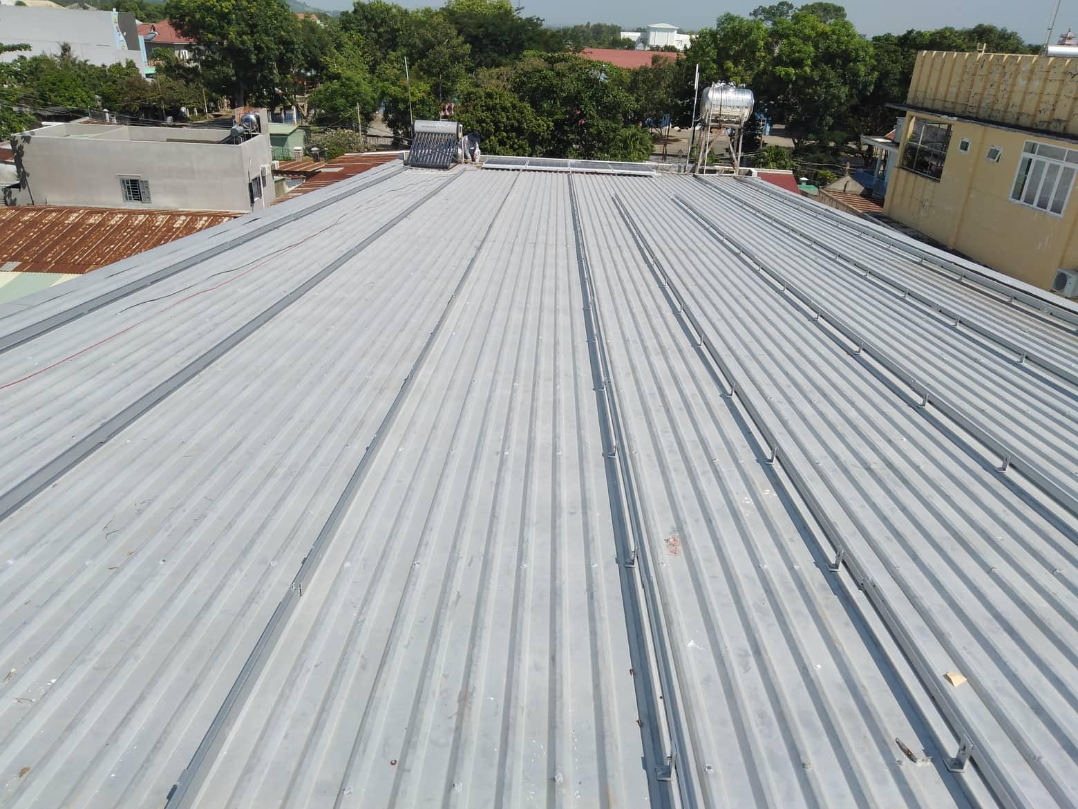 điện năng lượng mặt trời hòa lưới 25kwp