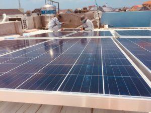 Lắp đặt điện mặt trời và các vấn đề kỹ thuật cần lưu ý