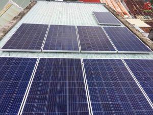 Lắp đặt điện mặt trời mùa dịch, mùa nóng liệu có hiệu quả?