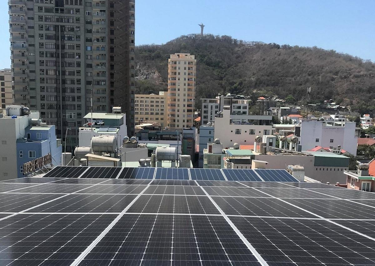 Nhiều nhà đầu tư làm dự án điện mặt trời