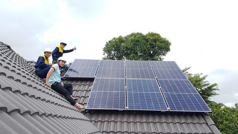 Giá Điện Mặt Trời 2020