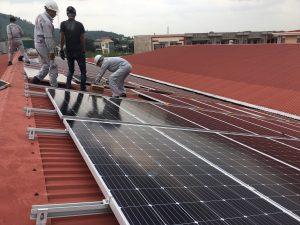 Các câu hỏi liên quan đến lắp đặt năng lượng mặt trời