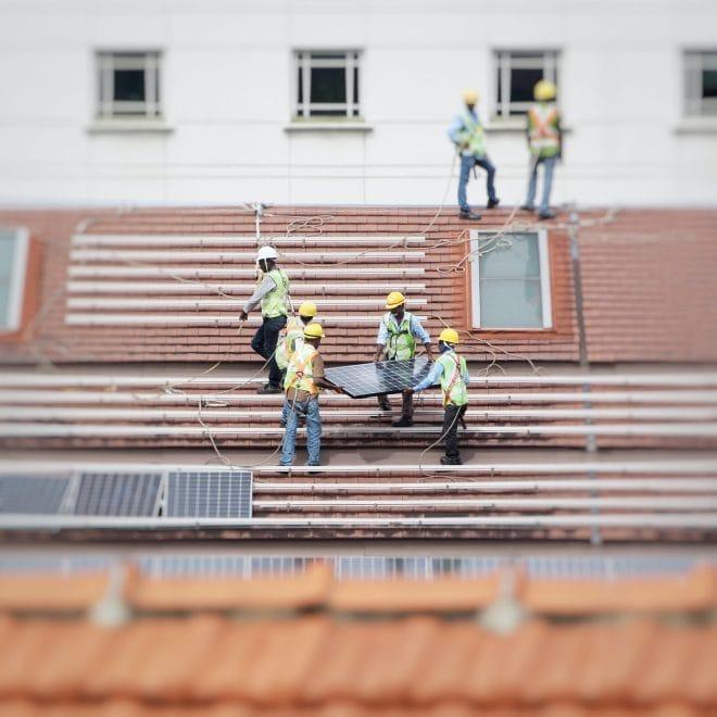 Chuyển nhượng dự án điện mặt trời cho nhà đầu tư nước ngoài