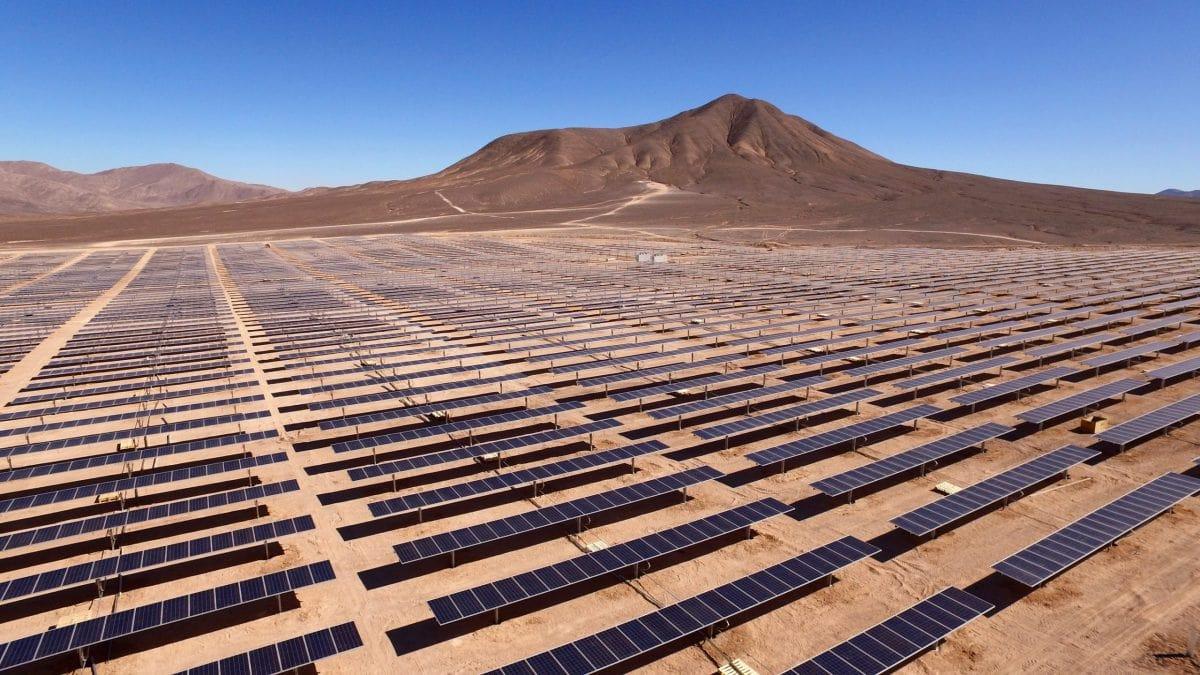 Công nghệ pin năng lượng mặt trời đột phá