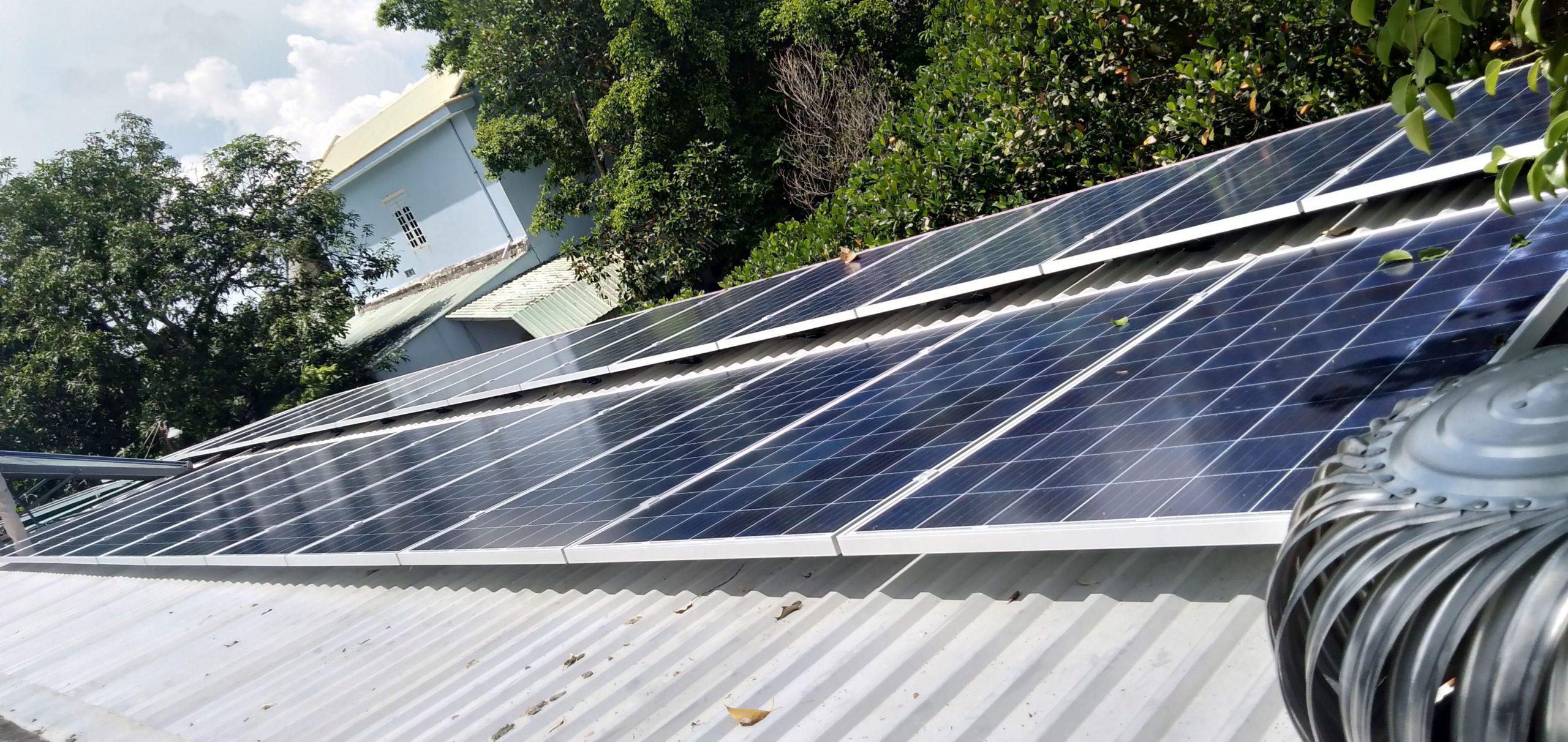 điện mặt trời là gì