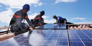 Cách tính công suất của tấm pin mặt trời