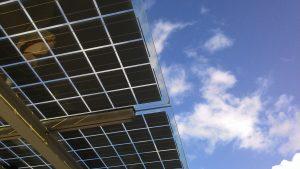tiền điện mặt trời