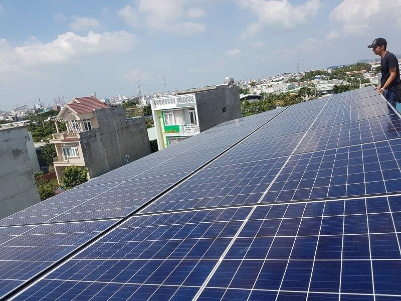 điện mặt trời 5kwp