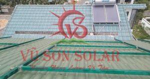 điện mặt trời vũng tàu