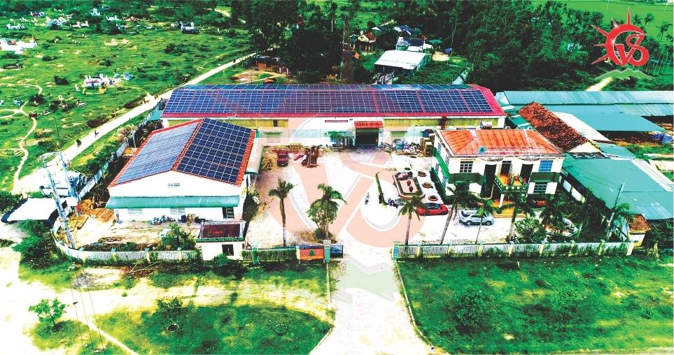 công ty năng lượng mặt trời