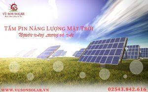 Các loại pin mặt trời
